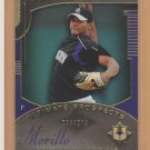 2005 Upper Deck Ultimate Collection Rookie Juan Morillo Rockies RC /275
