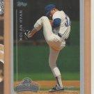1999 Topps Opening Day Nolan Ryan Rangers