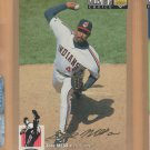 1994 UD Collectors Choice Gold Signature Jose Mesa Indians