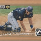 1994 UD Collectors Choice Gold Signature Eddie Taubensee Astros