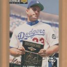 1994 UD Collectors Choice Gold Signature Eric Karros Dodgers