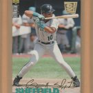 1995 UD Collectors Choice SE Gold Signature Gary Sheffield Marlins
