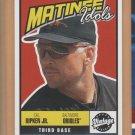 2000 Upper Deck Vintage Matinee Idols Cal Ripken Jr Orioles