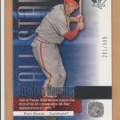 2004 UD SP Authentic SP All Star Moments Stan Musial Cardinals /999