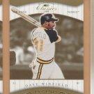 2001 Donruss Classics Legend SP Dave Winfield Padres /1755