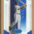 2004 Leaf Certified Mirror Blue Rickie Weeks Brewers /50