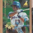 1995 Pinnacle Zenith Rookie Roll Call Edgardo Alfonzo Mets