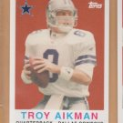 2008 Topps Turn Back the Clock #28 Troy Aikman Cowboys
