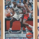 1992-93 Upper Deck McDonalds Rookie Shaquille O'Neal Magic Lakers RC