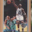 1995-96 Upper Deck Collector's Choice Player's Club Shaquille O'Neal Magic