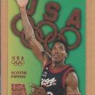 1996-97 Skybox USA Basketball Bronze Scottie Pippen Bulls
