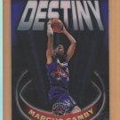 1997-98 Topps Chrome Destiny Refractor Marcus Camby Raptors