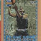 1996-97 Stadium Club Class Acts Refractors Anfernee Hardaway Lorenzen Wright Magic Clippers