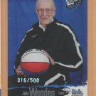 2006 Press Pass Reflectors John Wooden UCLA Bruins /500
