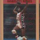 1999-00 Upper Deck Basketball Heroes #H49 Julius Erving Nets