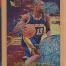 1995-96 Fleer Metal Molten Metal Latrell Sprewell Warriors