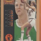 1994-95 Ted Williams Company #81 Larry Bird Celtics