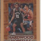 1997-98 Stadium Club Hardwood Hopefuls Rookie Tim Duncan Spurs RC