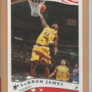 2005-06 Topps #200 LeBron James Cavaliers