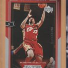 2004-05 Upper Deck All-Star Lineup #13 Lebron James Cavaliers