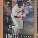 1998 Score Loaded Lineup Tony Gwynn Padres