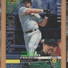1999 UD Ionix Techno Jeff Bagwell Astros