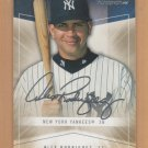 2005 SkyBox Autographics Alex Rodriguez Yankees