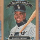 1992 Donruss Diamond Kings Frank Thomas White Sox