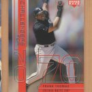 1999 Upper Deck Challengers for 70 Inserts Frank Thomas White Sox
