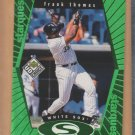 1999 Upper Deck UD Choice Starquest Green Frank Thomas White Sox