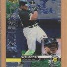 1999 UD Ionix Techno Frank Thomas White Sox