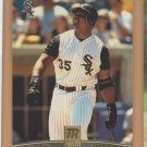 2001 Topps Reserve Frank Thomas White Sox