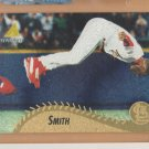 1995 Pinnacle Museum Collection #333 Ozzie Smith Cardinals