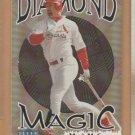 1999 Fleer Tradition Diamond Magic Mark McGwire Cardinals