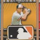 2010 Topps Logoman HTA #41 Cal Ripken Jr Orioles
