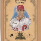 2004 Donruss Diamond Kings Legend SP Steve Carlton Phillies