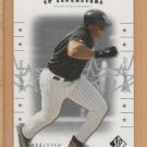 2001 UD SP Authentic SP Superstars Frank Thomas White Sox /1250