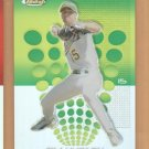 2004 Topps Finest Refractor Tim Hudson Athletics