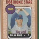 2006 Topps HTA Rookie of the Week #5 Nolan Ryan Mets