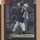 2002 Bowman Chrome Tom Brady Patriots