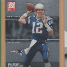 2003 Donruss Elite Tom Brady Patriots