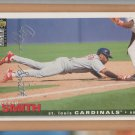 1995 UD Collectors Choice Silver Signature Ozzie Smith Cardinals