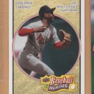 2008 Upper Deck Baseball Heroes #124 Ozzie Smith Cardinals