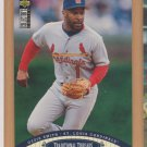 1996 UD Collectors Choice #104 Ozzie Smith Cardinals