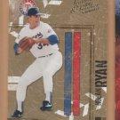 2004 Donruss Leather & Lumber #146 Nolan Ryan Rangers