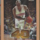 1997-98 Topps Chrome Topps 40 Refractor Jerry Stackhouse Sixers