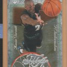 2000-01 Upper Deck Masters of the Arts Kevin Garnett Timberwolves