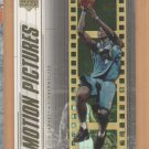 2001-02 Upper Deck Motion Pictures Kevin Garnett Timberwolves