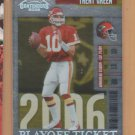 2006 Playoff Contenders Playoff Ticket Trent Green Chiefs /199