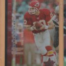 2006 Leaf Rookie & Stars Elements Foil Trent Green Chiefs